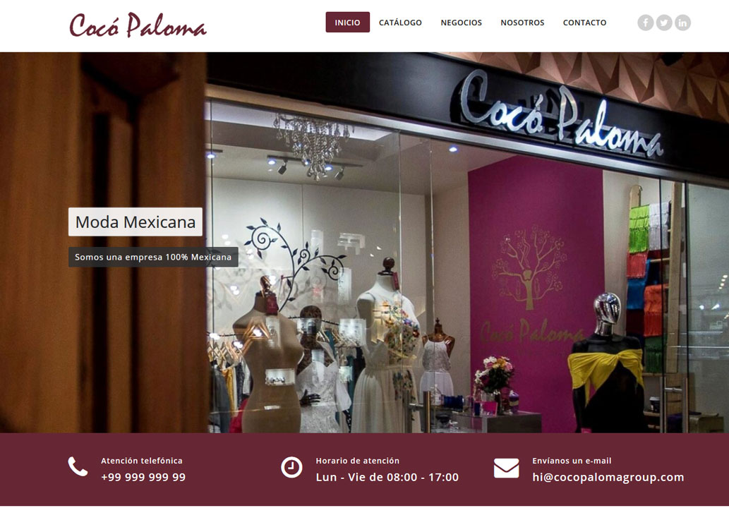 Coco Paloma Group (EN)