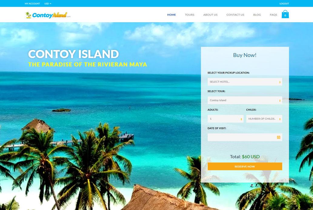 Contoy Island Tours (EN)