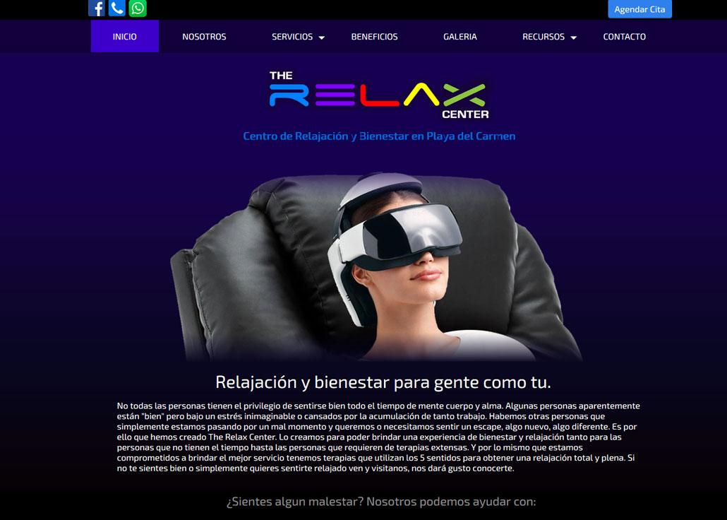 The Relax Center (EN)